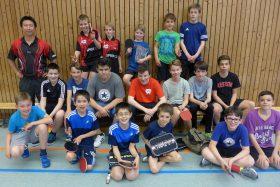 Feriensportwoche 2016 Pfingsten