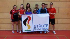 Städteolympiade Karlsruhe 2016
