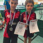 2016-06-11 Turnier in Hegnach (2) Luca Pollich und Andi goerke