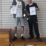 Turnier in Hegnach - Rendine Hini Doppel