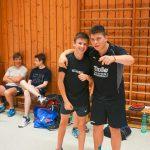 2016-08-28 DJK Saisonvorbereitungslehrgang (11) Timo Brieske und Luca Holub