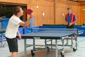 Senior Junior Cup 2016 Alex Goerke vs. Daniel Männle