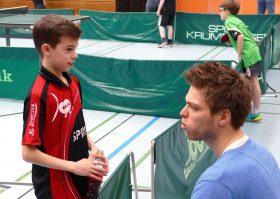 BRL Quali Luca und Sven