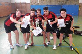 Meister TTVWH Mannschaftsmeisterschaften Jungen U18 2017