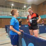 2017-06-17 DJK TT Bundes-Championat in Kamen (47) Coach Moritz Männle mit Lidija Nikolic