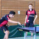 2017-7-22 Jugendvereinsmeisterschaft und Feier (10) Mostafa Alobusi und Tillmann Summerer