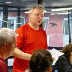 2017-18 Erster Heimspieltag inkl. Elternnachmittag Saison 2017-18 (34) Rainer Michel