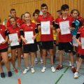 Siegerehrung Regio Cup 2017 Bezirk Stuttgart