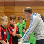 2017-10-07 Jugend-Bezirksmeisterschaften in der Halle Nord (1) Jonathan fuchs Luca Pollich Micha Erbst