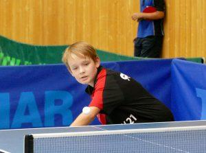 2017-10-07 Jugend-Bezirksmeisterschaften in der Halle Nord (35) Timo Beyer