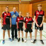 2017-10-21 Heimspieltag in der Halle Nord (14) 2. Jungen U18 Saison 2017-18