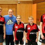 2017-10-21 Heimspieltag in der Halle Nord (15) 2. Jungen U18 Saison 2017-18