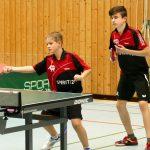 2017-10-21 Heimspieltag in der Halle Nord (18) Timo Beyer und Brieske