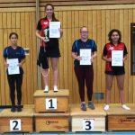 BZM Mädchen U18 Montella Engel Winnemund Kelelaj