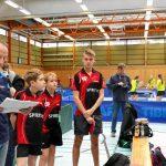 2017-12-09 Heimspieltag in der Halle Nord (2) 2. Jungen U18