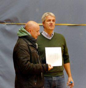 Thomas Walter und Stefan Molsner