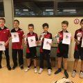 Turnierergebnisse II: 8 Sportbund-Jugendliche in Weil der Stadt auf dem Siegerpodest!