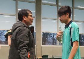 TTVWH JEM Jungen U15 Trung mit Tuan