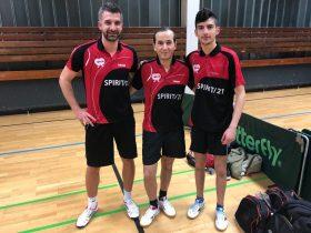 4. Herren Viertelfinal-Pokalsieg in Mühlhausen 2018