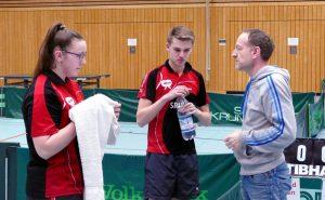 2018-02-03 Heimspieltag Halle Nord (4) Michael Erbst Coach