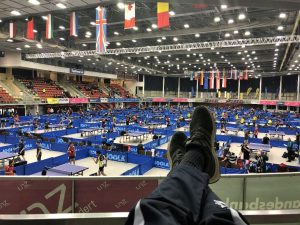 Turnier in Linz 2018