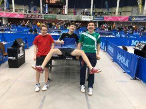 Turnier in Linz 2018 Jungen U15