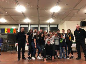 DJK Bundessportfest 2018 in Meppen Gruppenfoto
