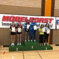 Turniererfolg Berg 2019 Jovana Magdalena