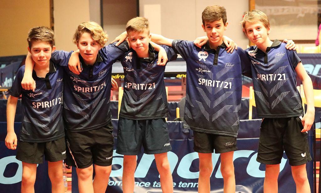 Jungen U15 Württembergische Meisterschaften 12.05.2019