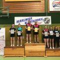 Blautalpokal Herrlingen 2019 Mächen U18 Doppel A Melina Schruff Irena Dujmovic