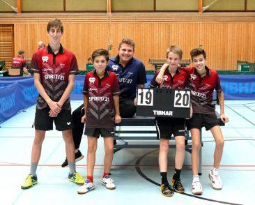 2. Jungen U18 Saison 2019/20
